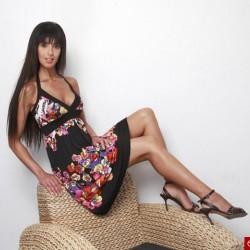 Yasmine Lafitte - Cannes 2007