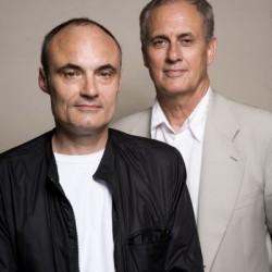 Philippe Val et Daniel Leconte