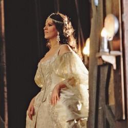 "Angela Gheorghiu dans ""Adriana Lecouvreur"""