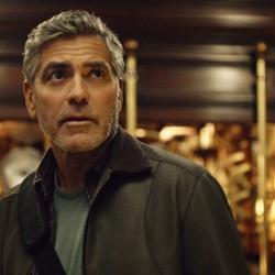 """George Clooney dans """"À la poursuite de demain"""""""