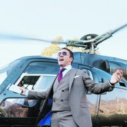 L'agent Ari Gold, un nabab devant qui le Tout-Hollywood tremble, dans Entourage.