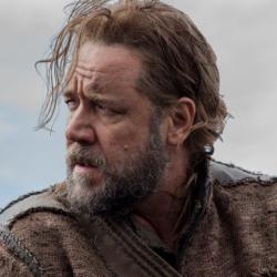 Russell Crowe est Noe dans l'adaptation du récit biblique par Darren Aronofsky. sortie prévue en avril 2014