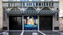 L'Atelier des Lumières : un nouveau lieu à découvrir