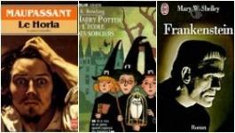 Faites-vous peur avec la littérature fantastique