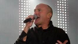 Retour de Phil Collins