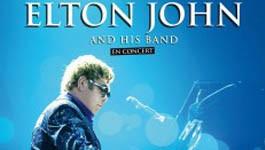 Elton John à l'Olympia