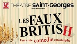 """""""Les Faux British"""" en haut de l'affiche"""