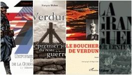 Une sélection de livres sur la Grande guerre