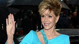 Jane Fonda mise à l'honneur à Lyon