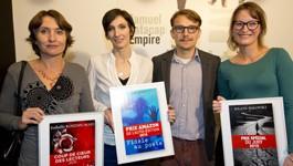 Les lauréats du Prix Amazon de l'auto édition