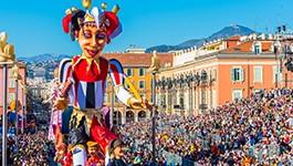 Nice fait son carnaval !