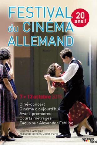 Festival du cinéma allemand 2015