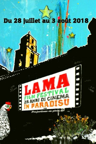Festival du film de Lama 2018
