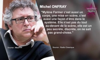 Mylène Farmer : Sa surprenante collaboration avec Michel Onfray