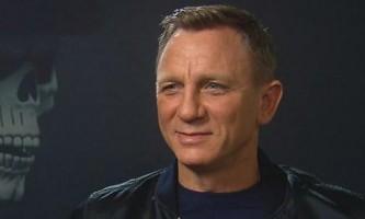 "Interview de Daniel Craig avant la sortie de ""007 Spectre"""