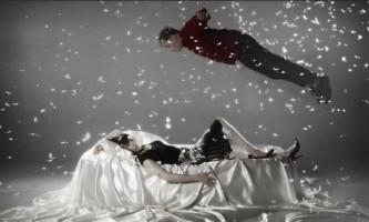 """""""Je bois et puis je danse"""", extrait de l'album d'Aline """"Regarde le ciel"""""""