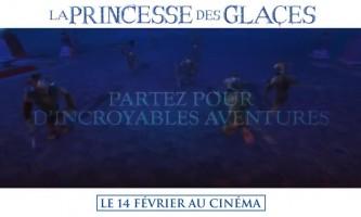 La Princesse des Glaces - bande annonce