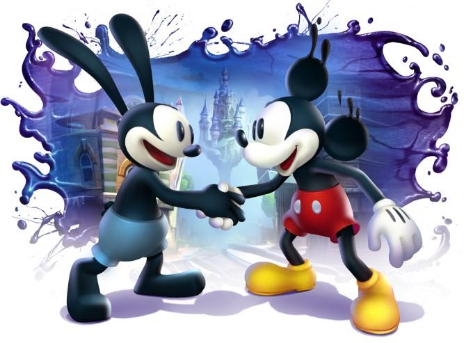 Oswald, le lapin malchanceux de Walt Disney