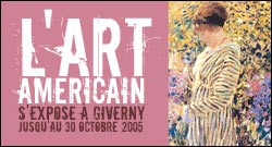 MUSEE D'ART AMERICAIN DE GIVERNY