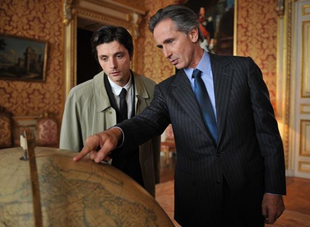 Tavernier, Lhermitte et Blain racontent « Quai d'Orsay »