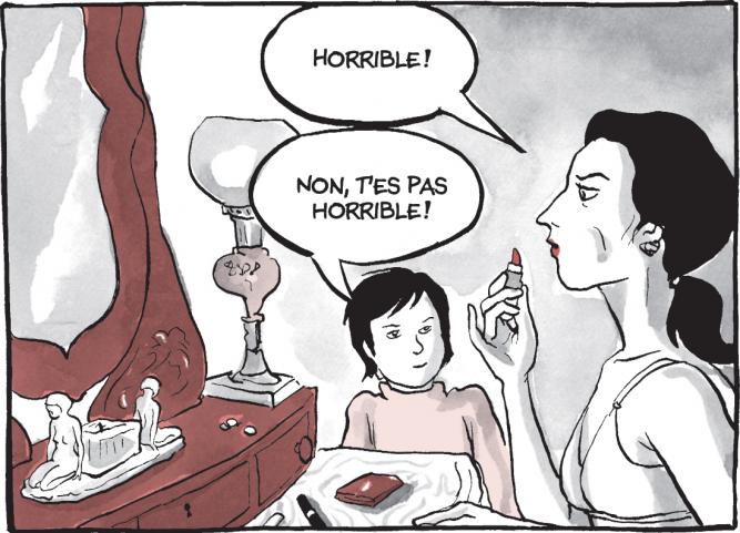 Alison Bechdel : «Angoulême me sort de ma zone de confort»