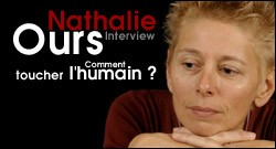 INTERVIEW DE NATHALIE OURS