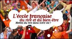 L'ECOLE FRANCAISE DU RIRE ET DU BIEN-ETRE