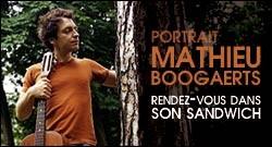 PORTRAIT DE MATHIEU BOOGAERTS