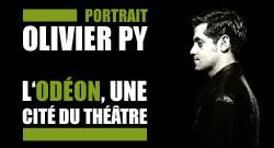 PORTRAIT D'OLIVIER PY