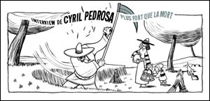 INTERVIEW DE CYRIL PEDROSA
