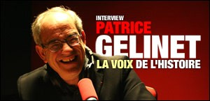 INTERVIEW DE PATRICE GELINET