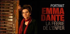 PORTRAIT D'EMMA DANTE