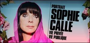 Sophie calle elles centre pompidou - Sophie jovillard vie privee ...