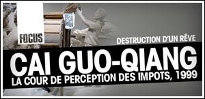 CAI GUO-QIANG - LA COUR DE PERCEPTION DES IMPOTS, 1999