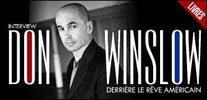 INTERVIEW DE DON WINSLOW