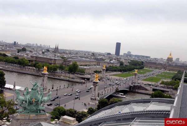 Nef du Grand Palais
