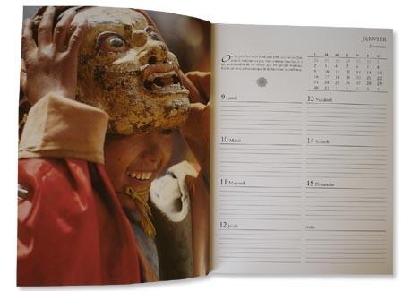 Agenda Dalaï-Lama 2006