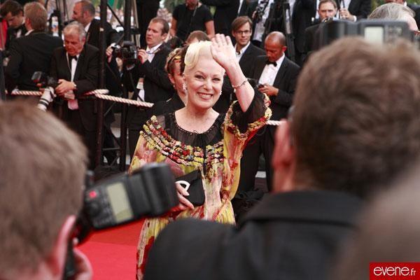 Bernadette Laffont, Festival de Cannes 2007