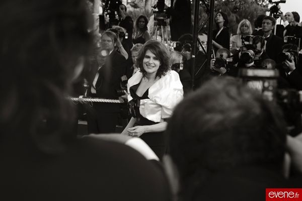 Fanny Ardant - Cannes 2007