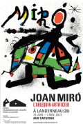 Joan Miro, l'Arlequin artificier
