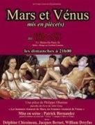 Mars et Vénus mis en pièce(s)