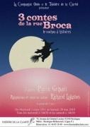 3 contes de la rue Broca