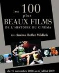 Les 100 plus beaux films de l&#039;histoire du cinma