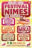 Festival de Nmes 2008