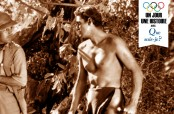 1924 - Johnny Weissmuller, star des eaux (4/17)