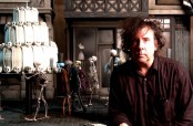 Tim Burton, gothique au pays des merveilles