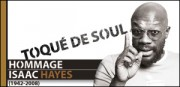 HOMMAGE A ISAAC HAYES