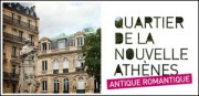 QUARTIER DE LA NOUVELLE ATHENES