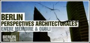 BERLIN, PERSPECTIVES ARCHITECTURALES