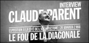 INTERVIEW DE CLAUDE PARENT